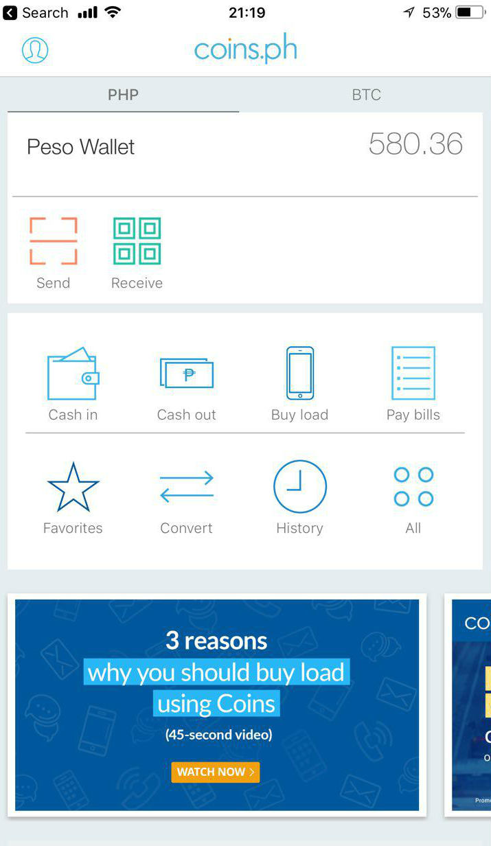 How to Pay Globe Bill Online (With Photos) | Coins ph