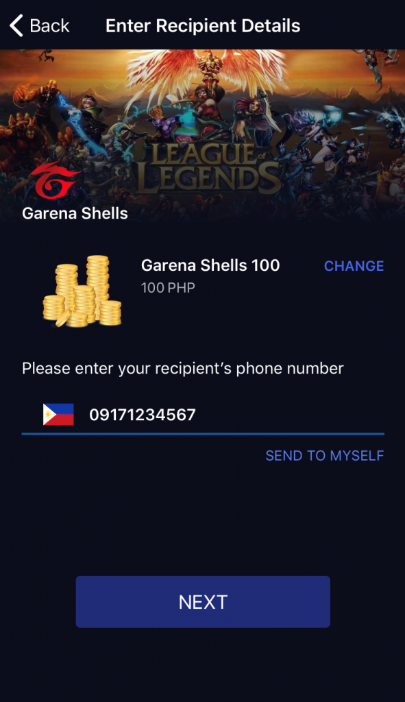 How to Buy Garena Shells Online Without a Credit Card | Coins ph