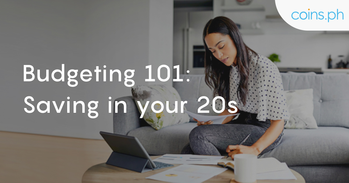 budgeting-101-saving-in-your-20s
