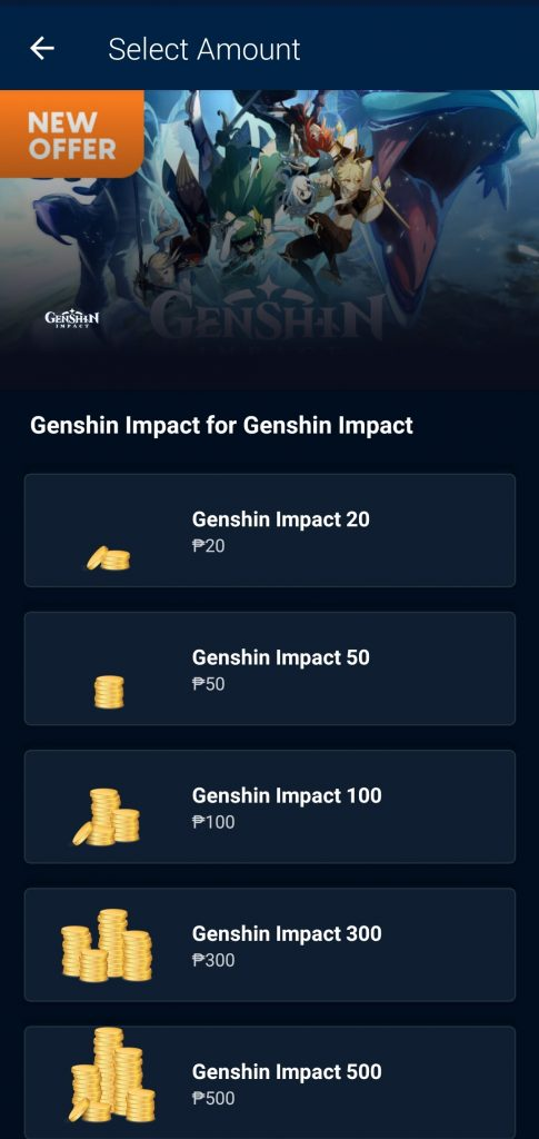 how-to-top-up-genshin-impact-step-3